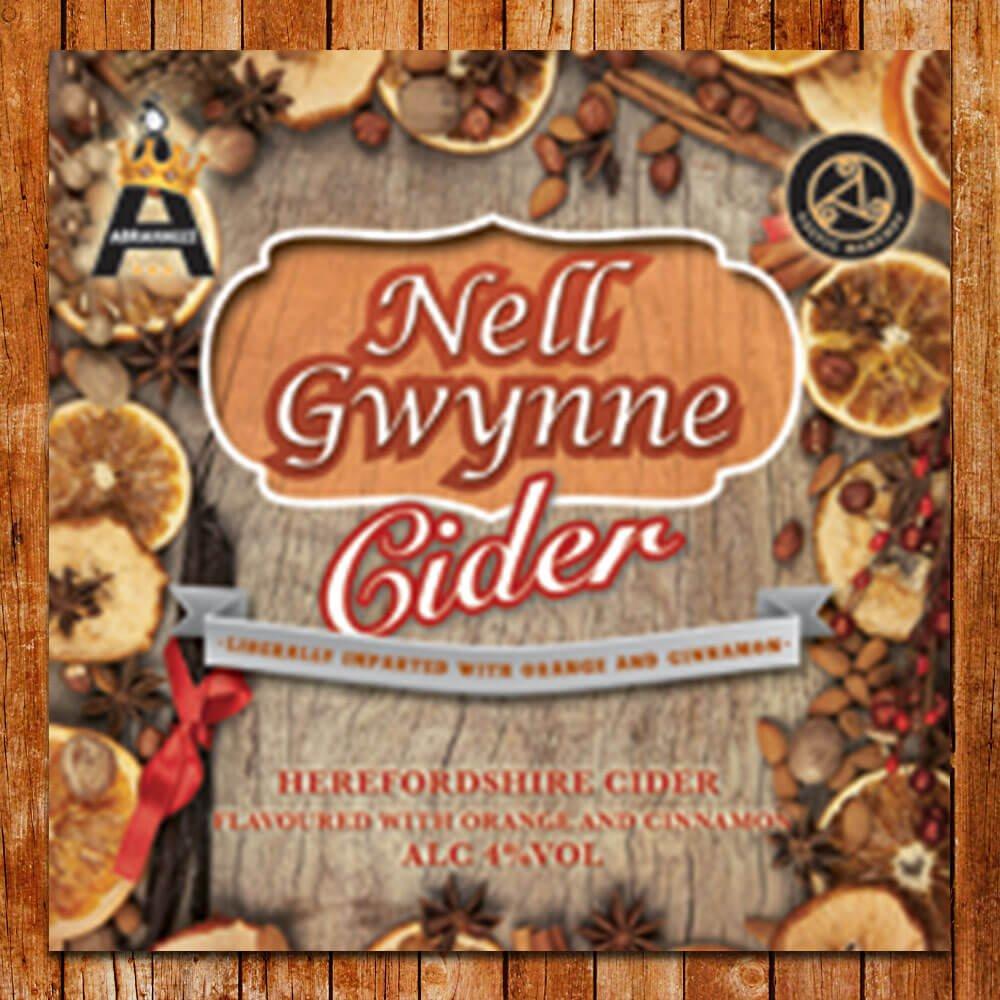 Nell Gwynne Organe & Cinnamon