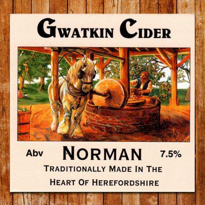 Norman Cider