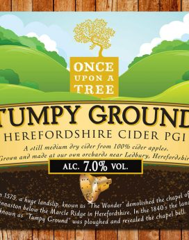 Tumpy Ground Draught Cider