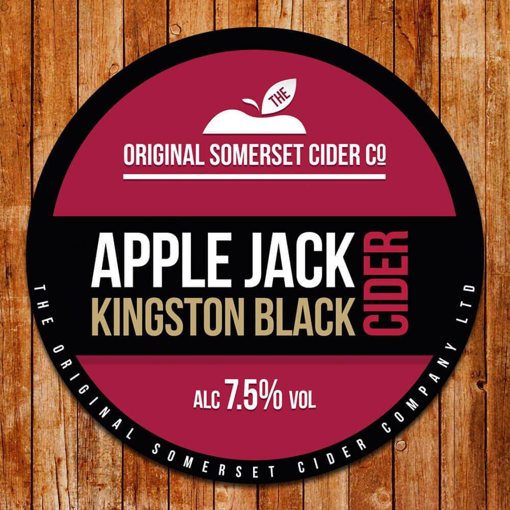 Apple Jack Kingston Black