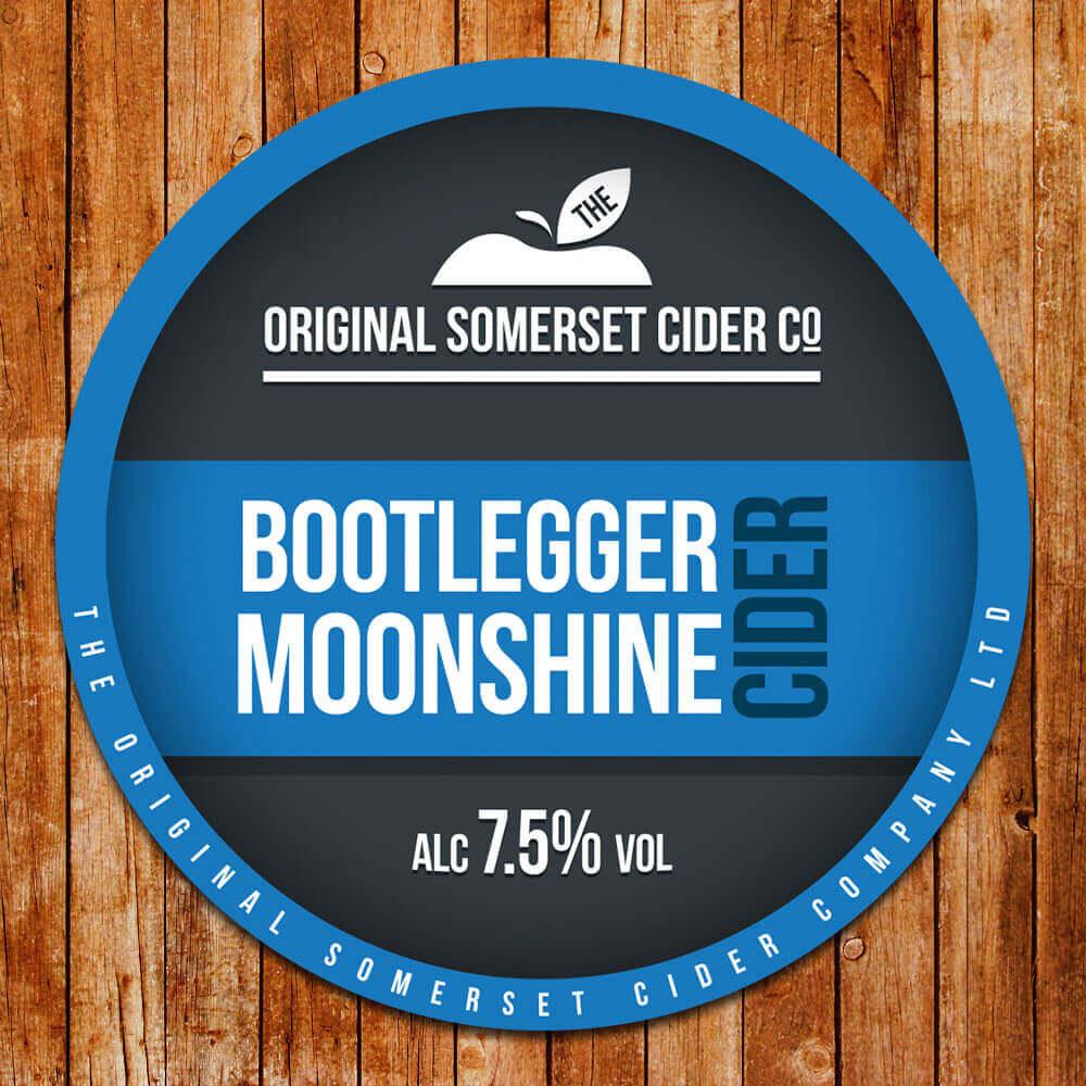 Bootlegger Moonshine