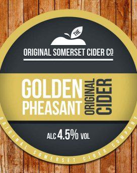 Golden Pheasant Cider