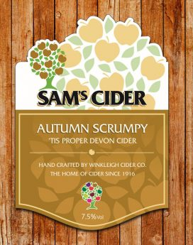Sam's Autumn Scrumpy