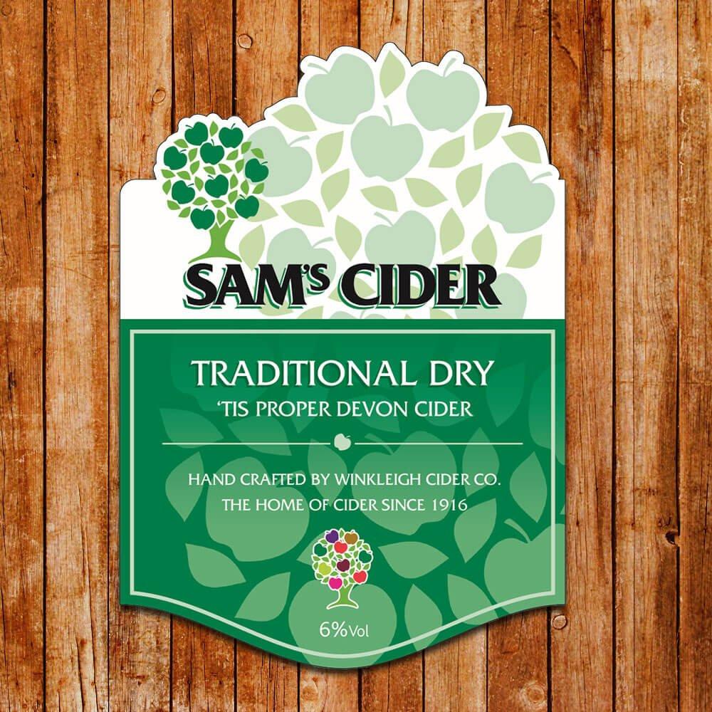 Sam's Draught Cider Dry