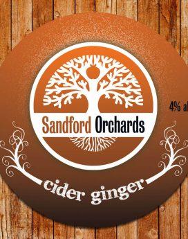 Cider Ginger