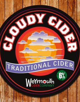 Cloudy Cider