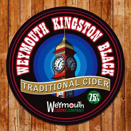 Weymouth Kingston Black